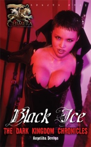 Black-Ice Book 1, The Dark Kingdom Chronicles